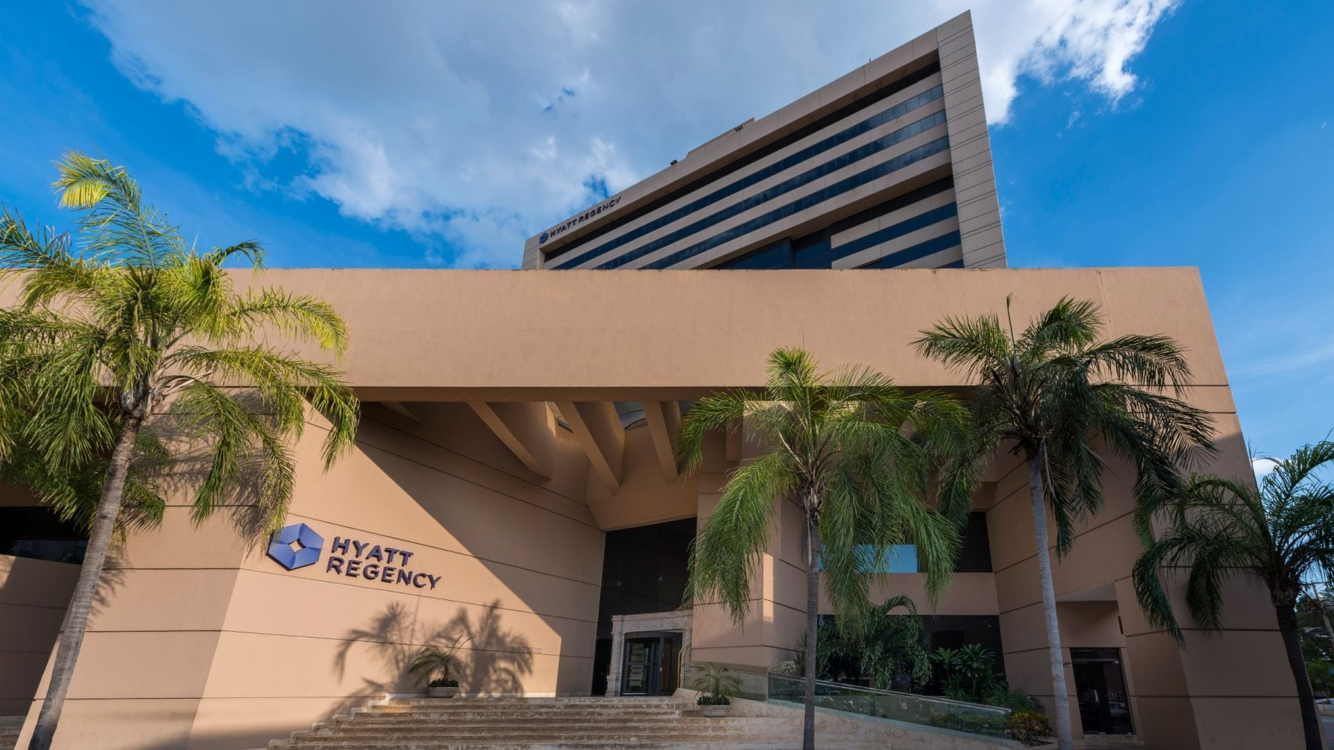 Hyatt Regency Merida Exterior