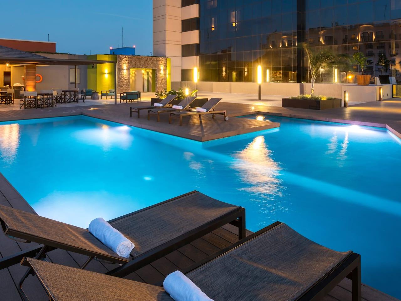 pool in merida mexico