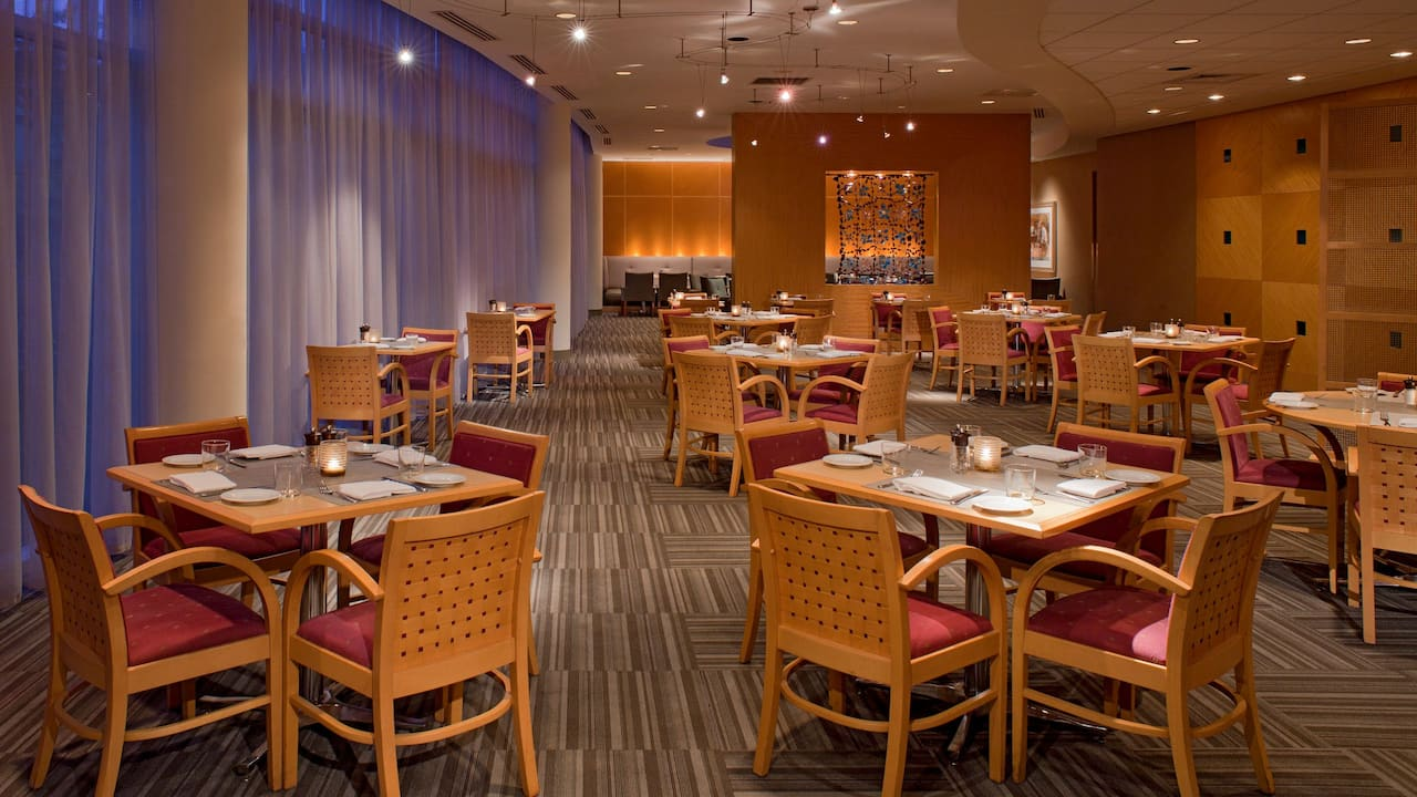 Restaurant Hyatt Regency Pittsburgh International Airport