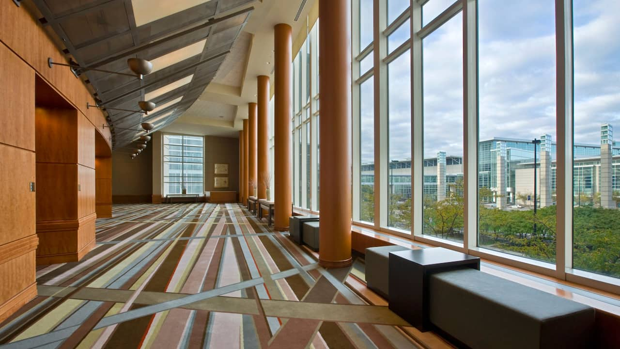 Hyatt Regency McCormick Place Meeting Venue