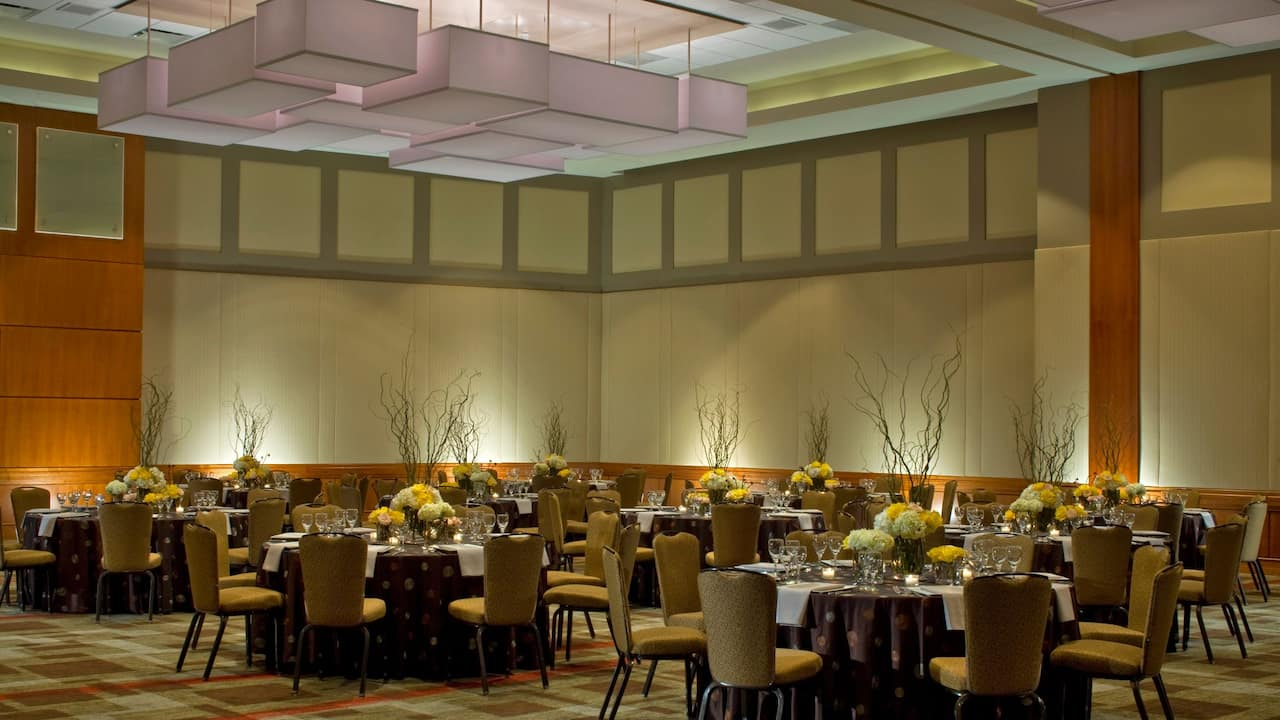 Wedding Venues in Chicago, IL – Hyatt Regency McCormick Place