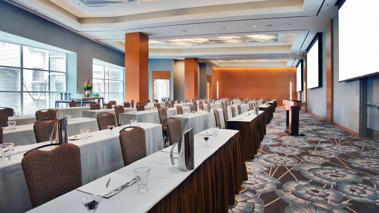 Hyatt Regency McCormick Place Meeting Room