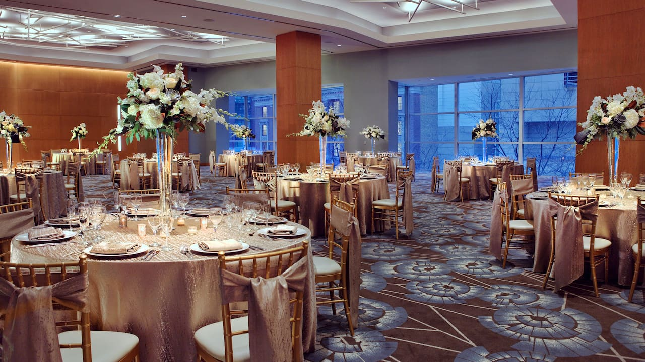 Chicago Event Space – Hyatt Regency McCormick Place