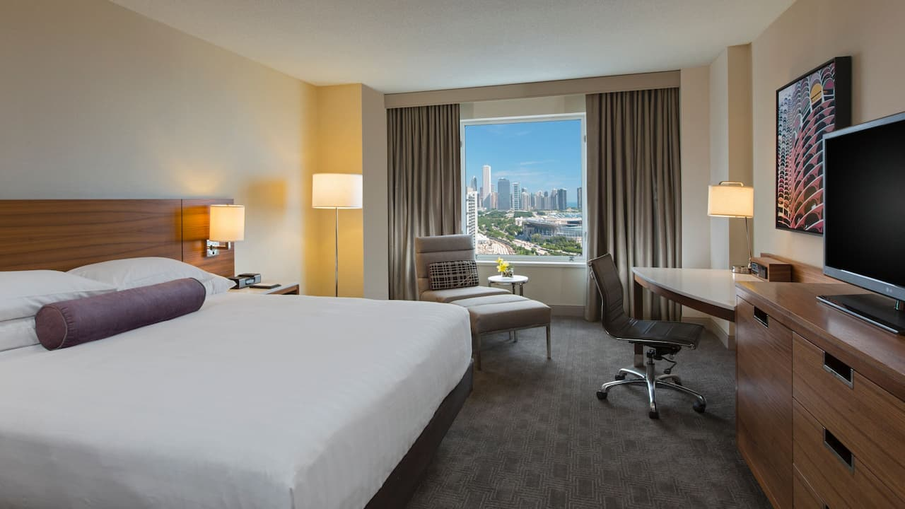 King Guestroom North Tower