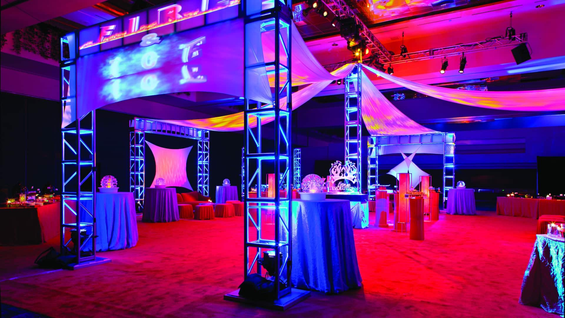 Hyatt Regency Grand Cypress Ballroom Reception