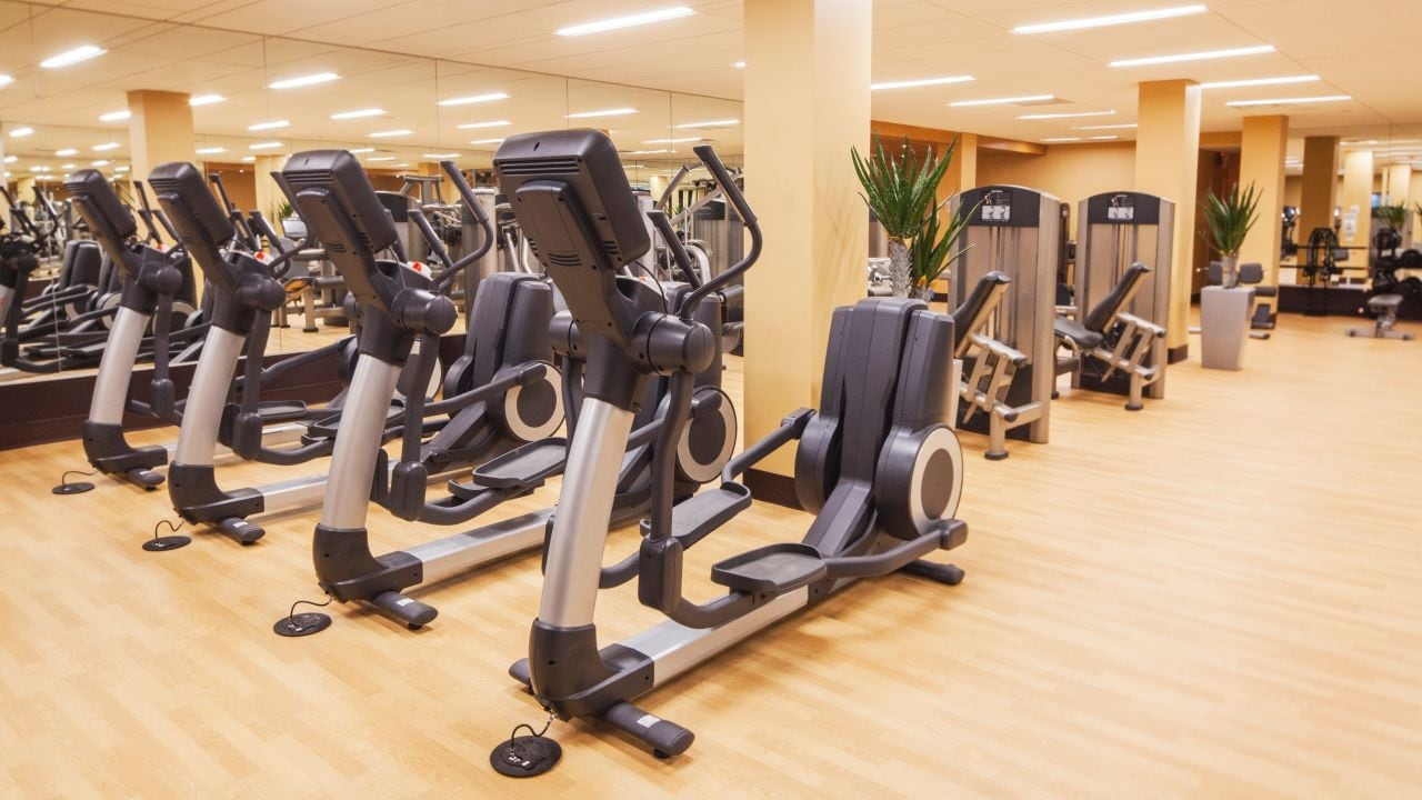 Hyatt Regency Grand Cypress Fitness center
