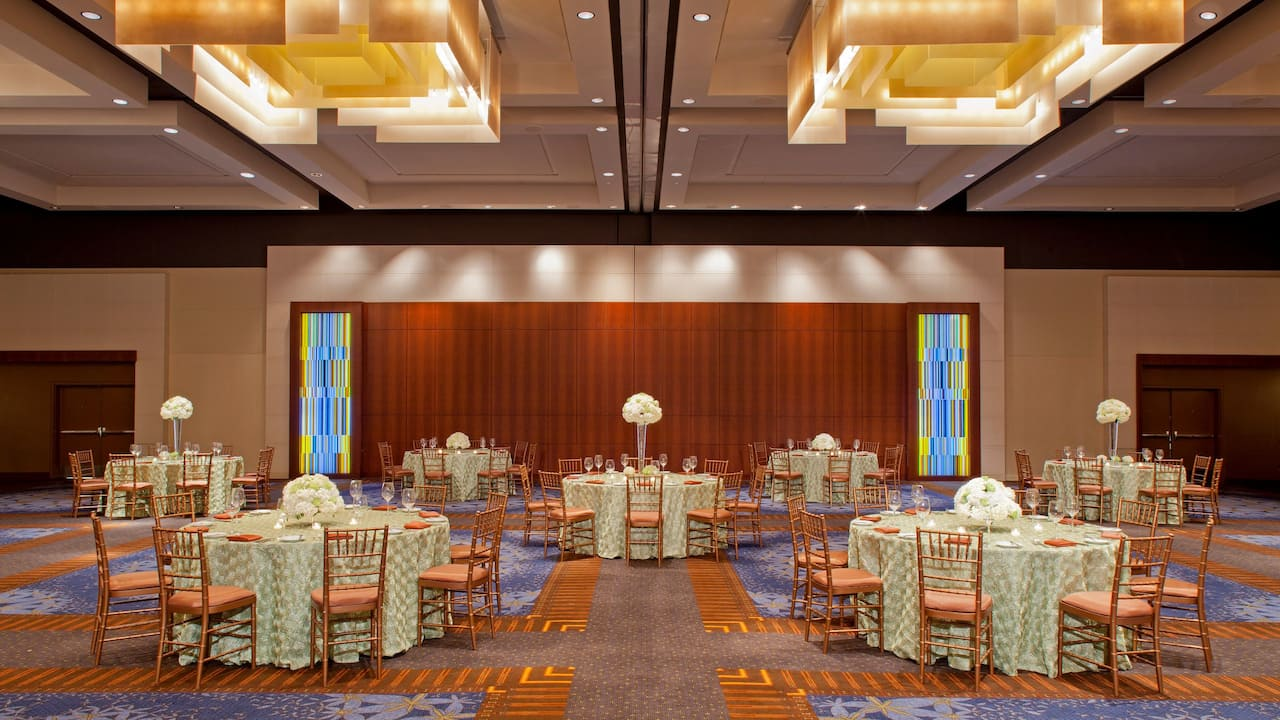 Wedding Space Hyatt Regency Atlanta