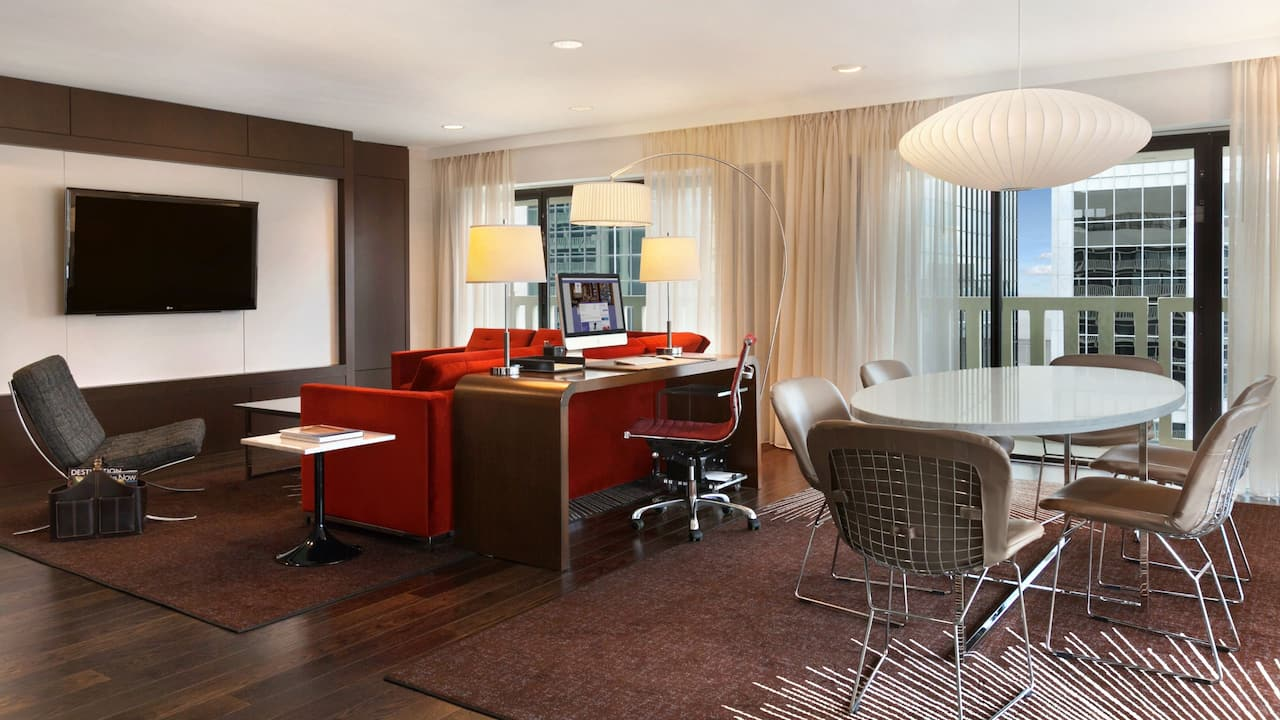 Premium Suite Hyatt Regency Atlanta