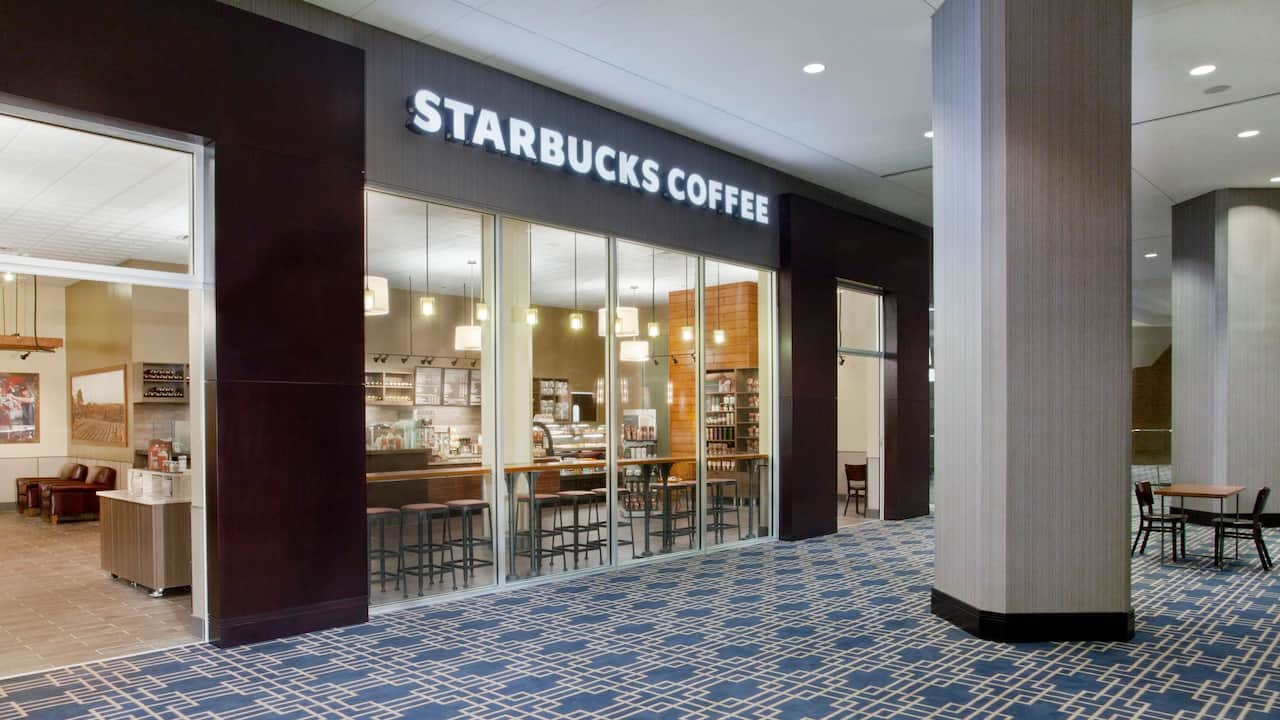 Starbucks at Hyatt Regency New Orleans