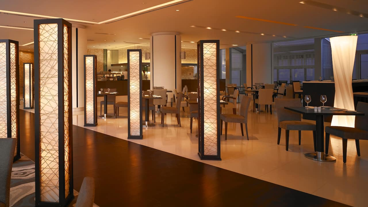 Focaccia Grill kitchen