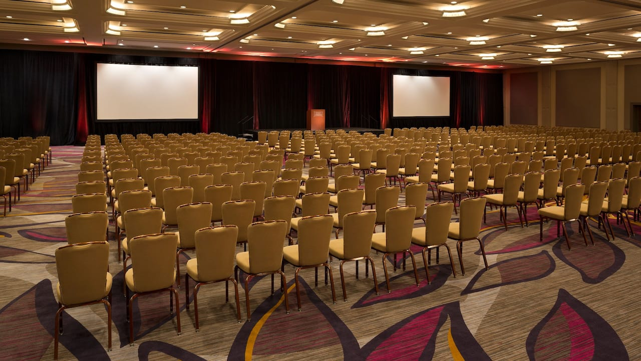 Conference Space Hyatt Regency Sacramento