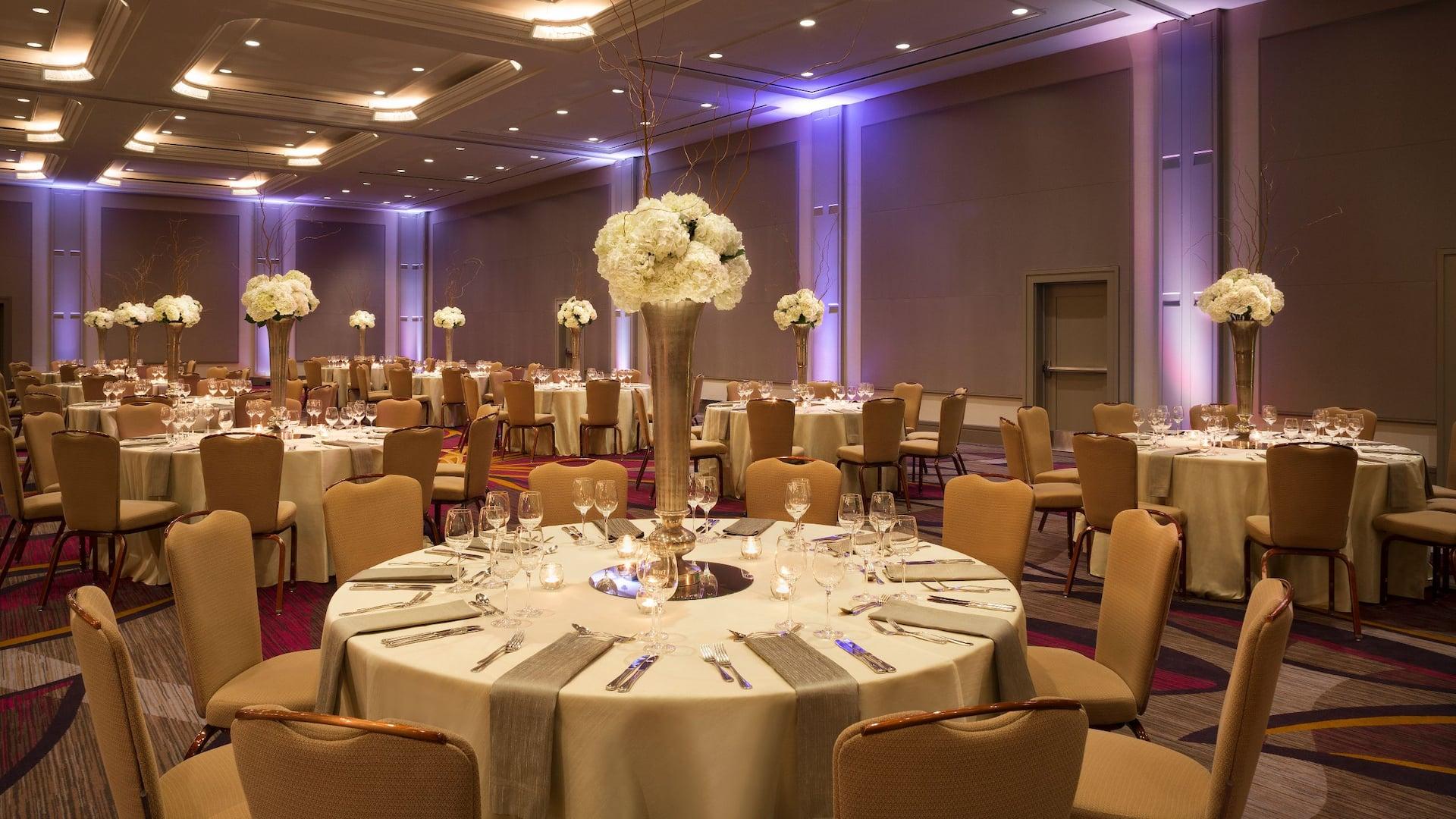 Ballroom Hyatt Regency Sacramento