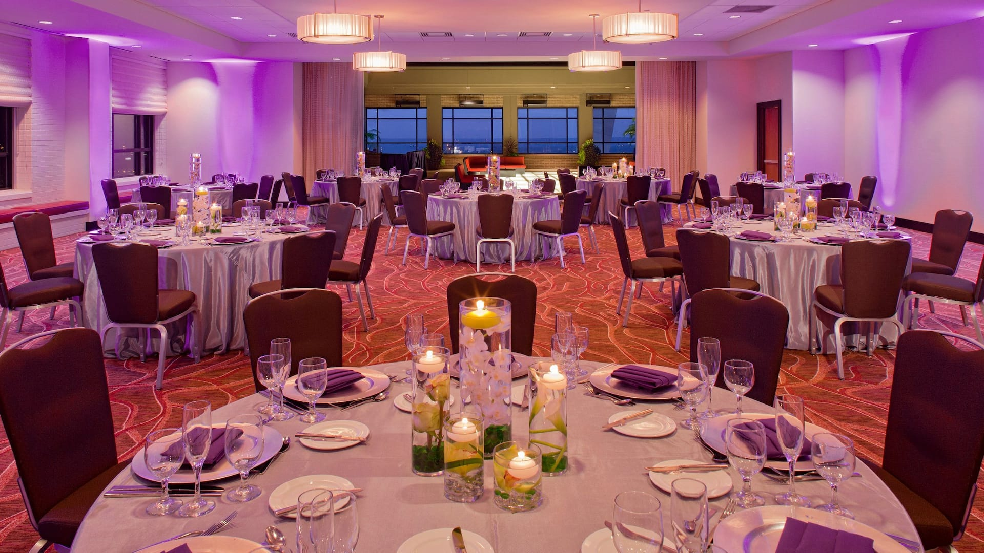 Hyatt Regency St Louis Event Room