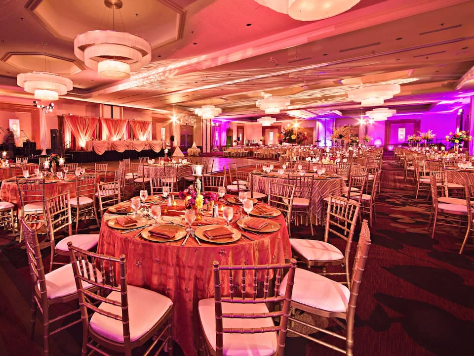 Hyatt Regency St Louis Wedding Venue
