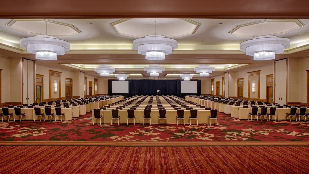 Hyatt Regency St Louis Large Meeting Space