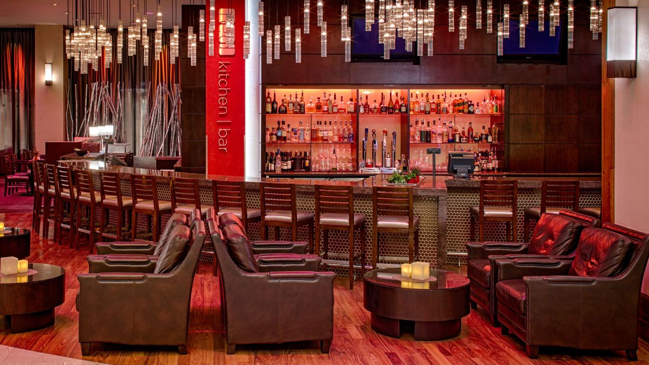 Hyatt Regency St Louis RED Bar