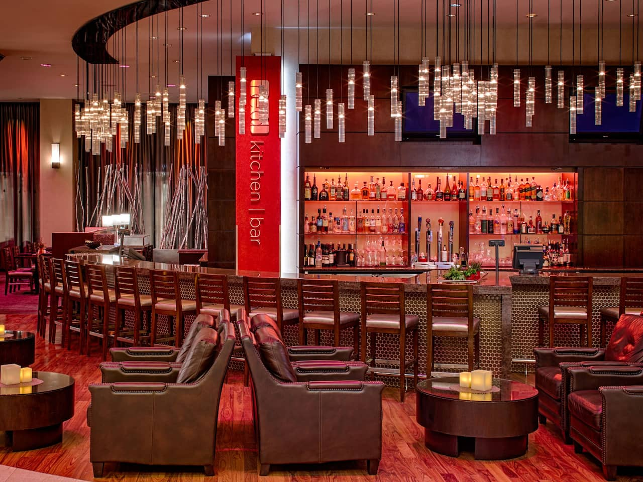 Hyatt Regency St Louis RED Hotel Bar