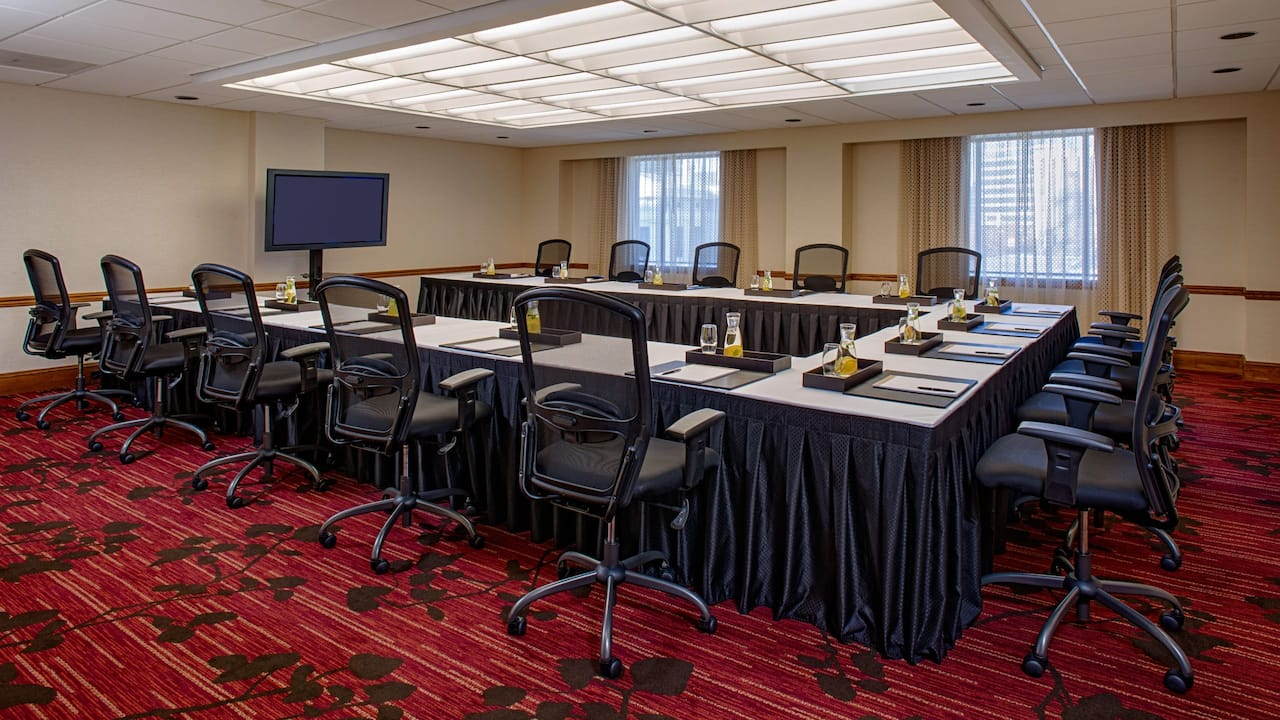 Hyatt Regency St Louis Conference Rooms