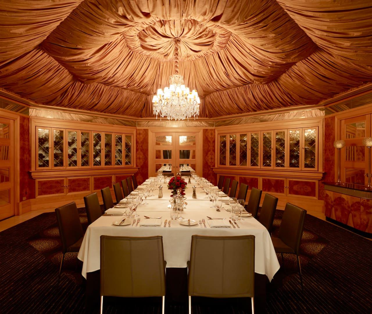 Gershwin's wineroom