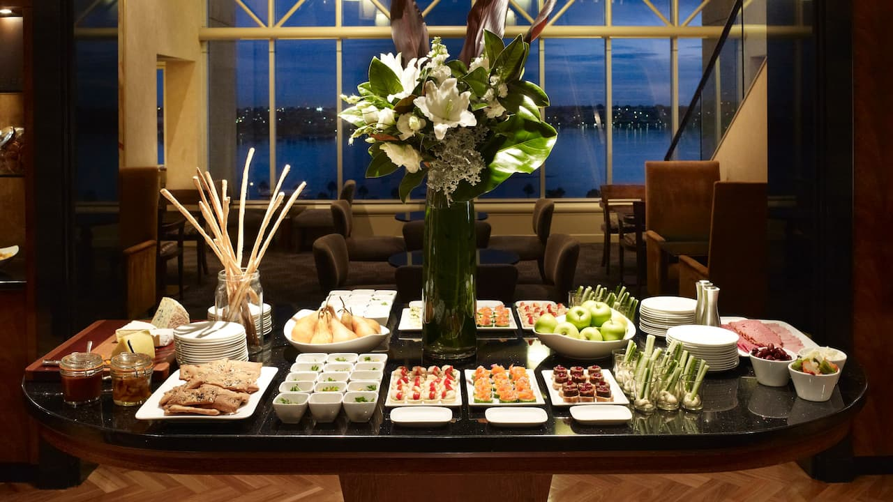 Regency Club Canapes
