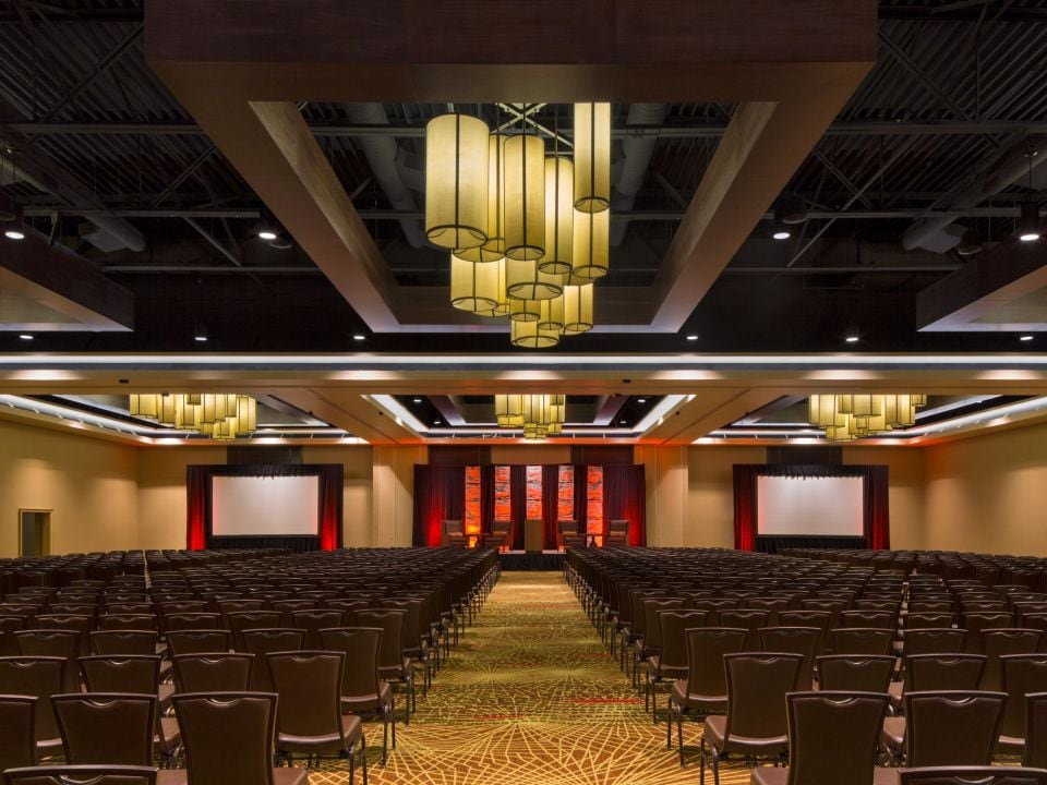 Independence Ballroom Hyatt Regency Hill Country Resort & Spa