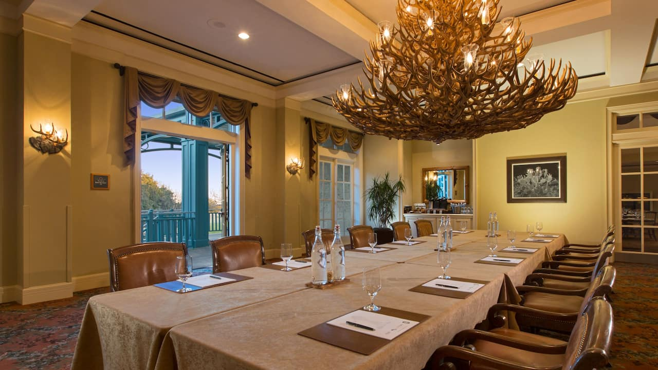 Kerrville Private Dining Room Hyatt Regency Hill Country Resort & Spa