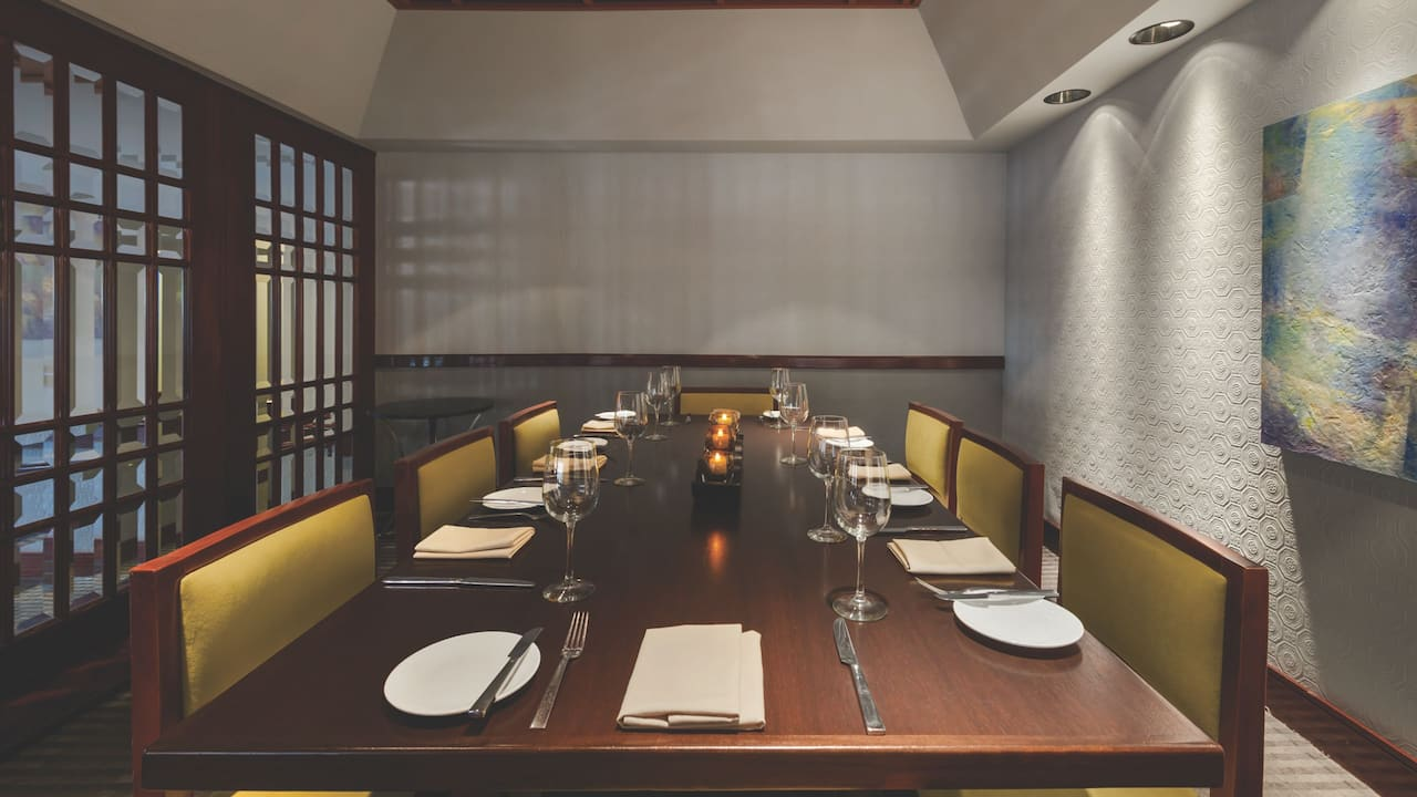 Forque Private Dining