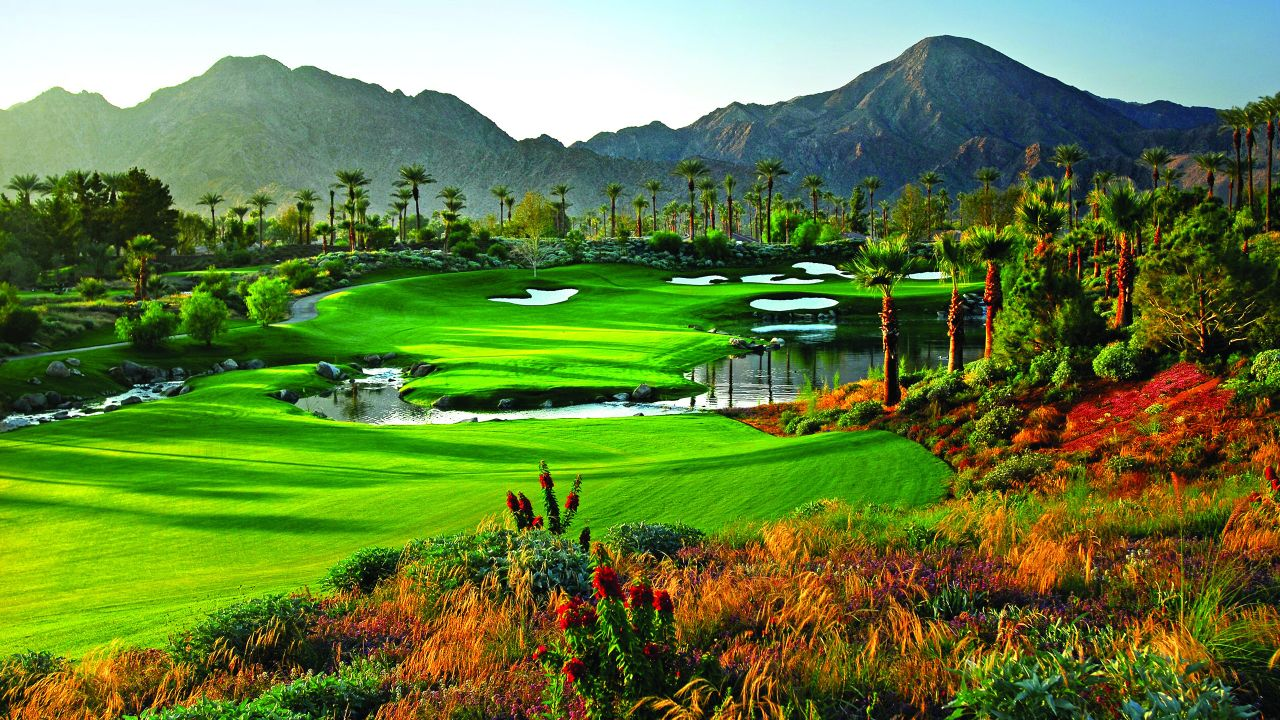 Indian Wells 14th Hole
