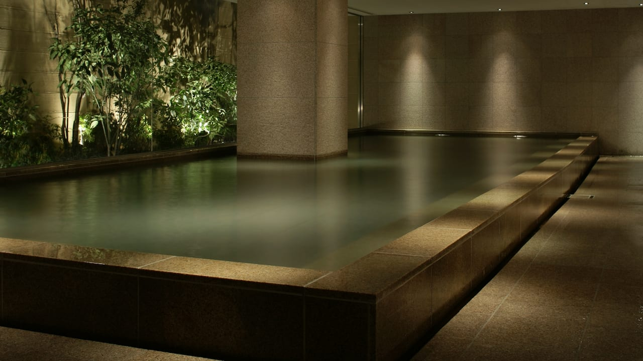 Hyatt Regency Hakone Resort & Spa | Onsen