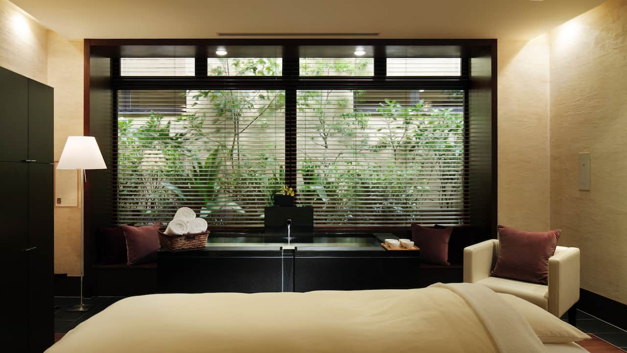 Hyatt Regency Hakone Resort & Spa | Spa Izumi Treatment Room Single