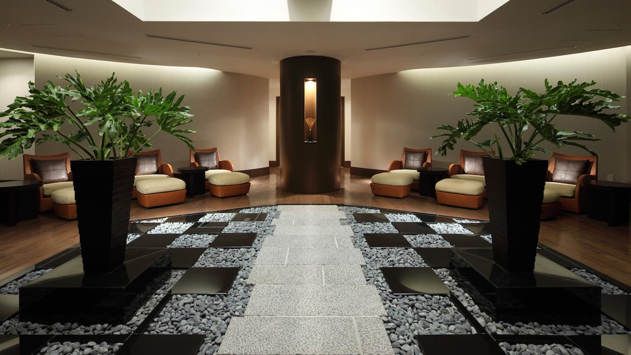 Hyatt Regency Hakone Resort & Spa | Spa Izumi Waiting Room
