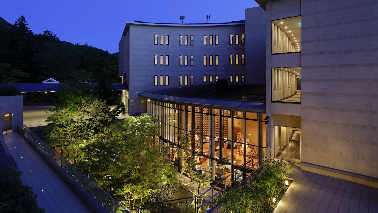 Hyatt Regency Hakone Resort & Spa | Hotel Exterior