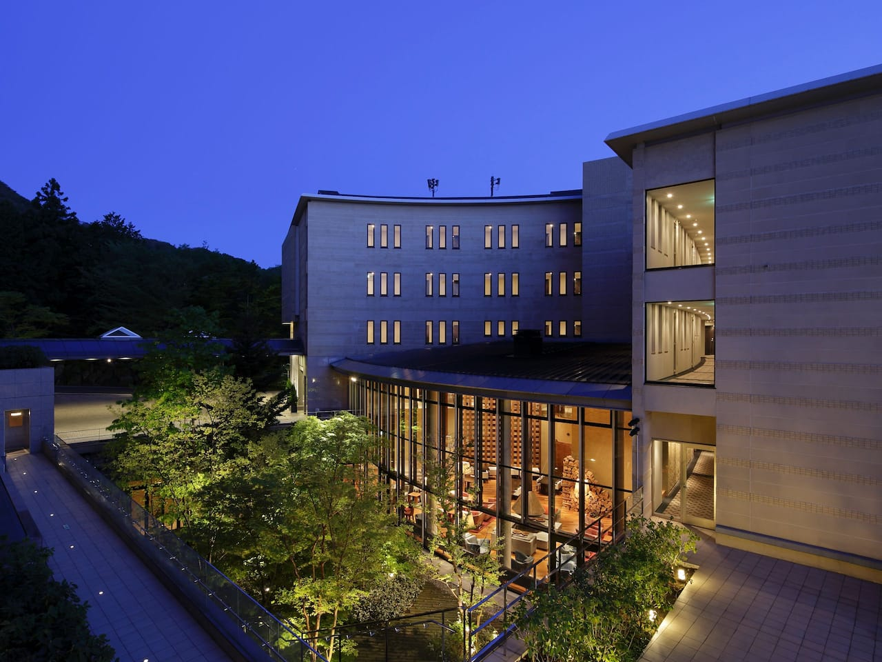 Hyatt Regency Hakone Resort & Spa| Exterior