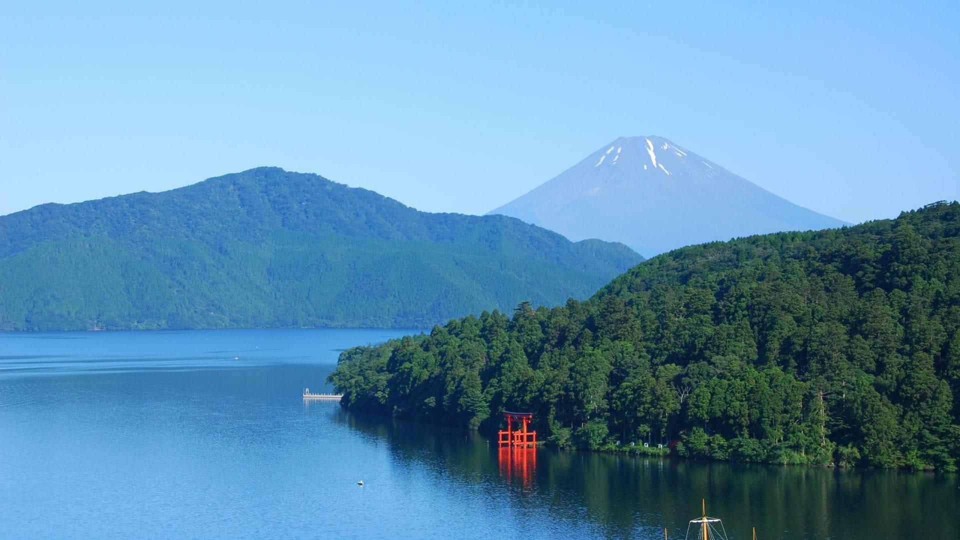 Mt Fuji Summer