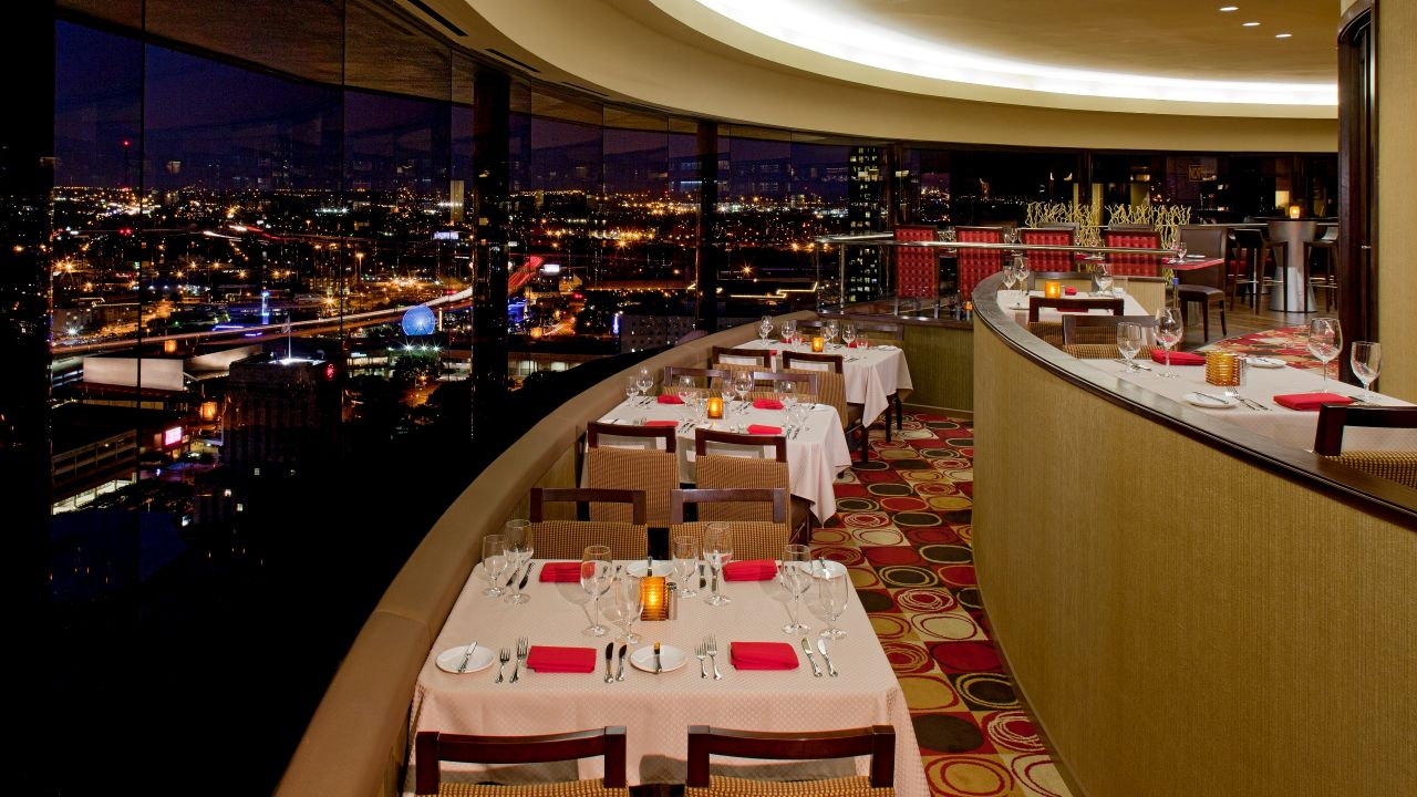 Spindletop Restaurant