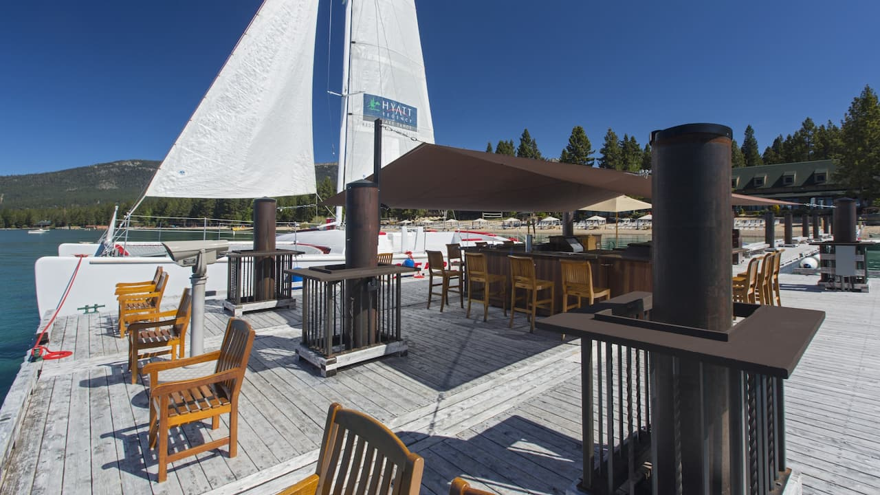 pier deck