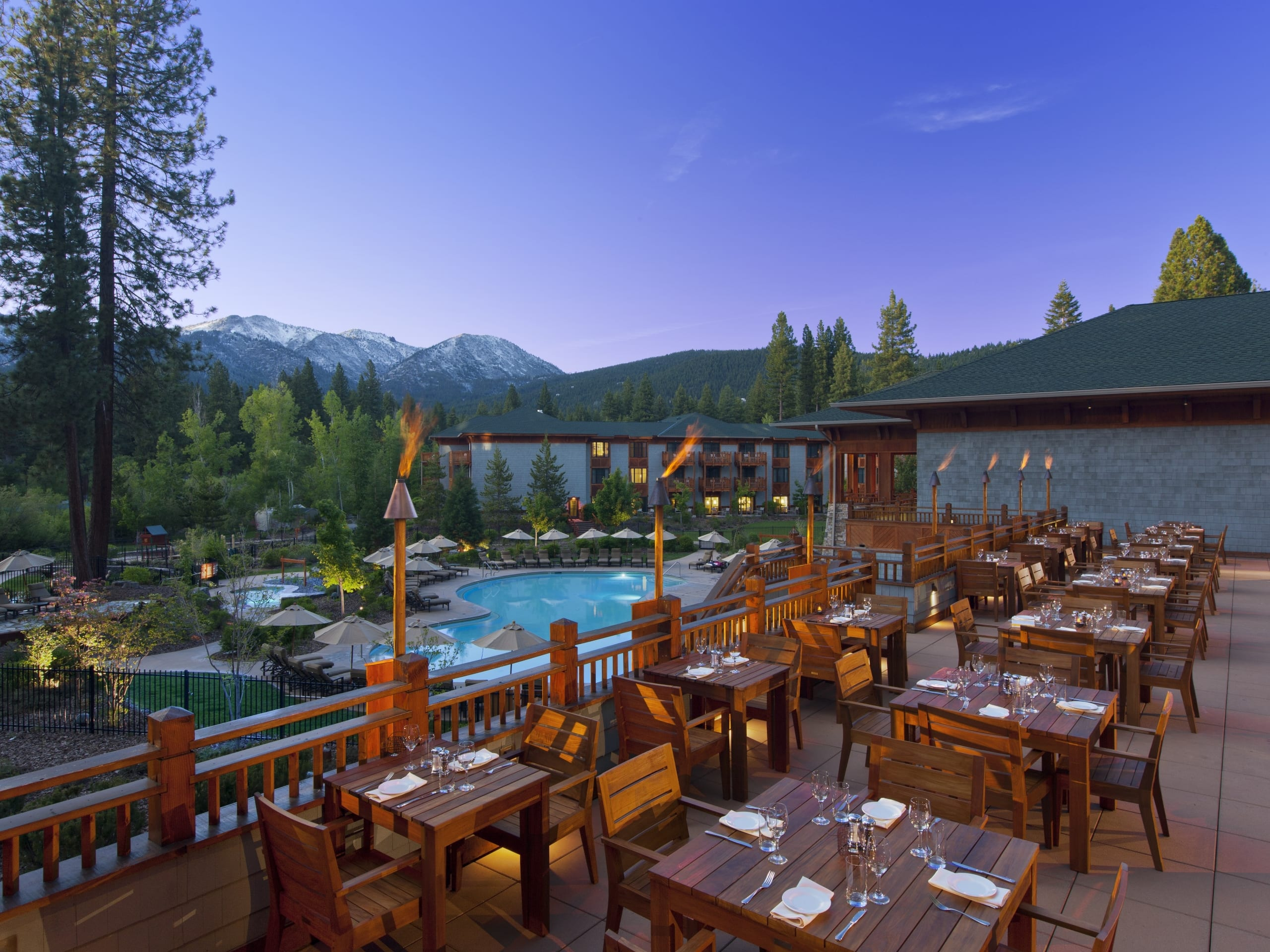 Tahoe Lakefront Hotel Hyatt Regency Lake Tahoe Resort Spa And Casino
