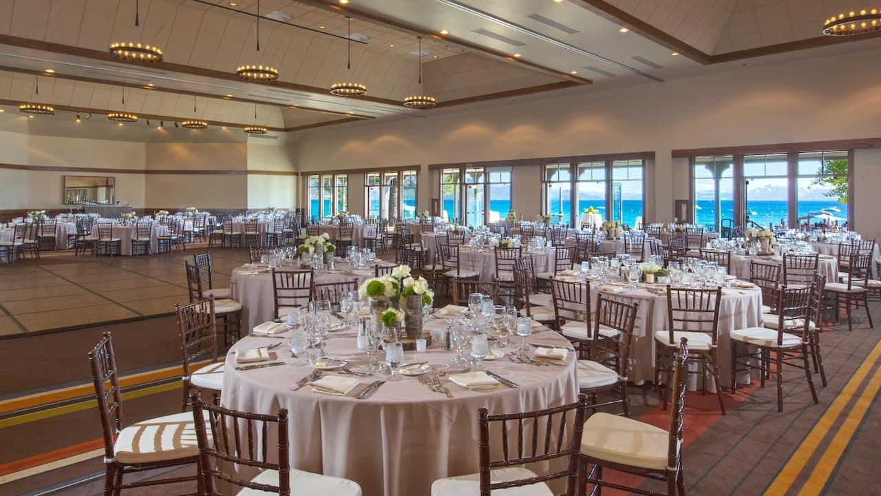 dance ballroom Hyatt Regency Lake Tahoe Resort, Spa & Casino