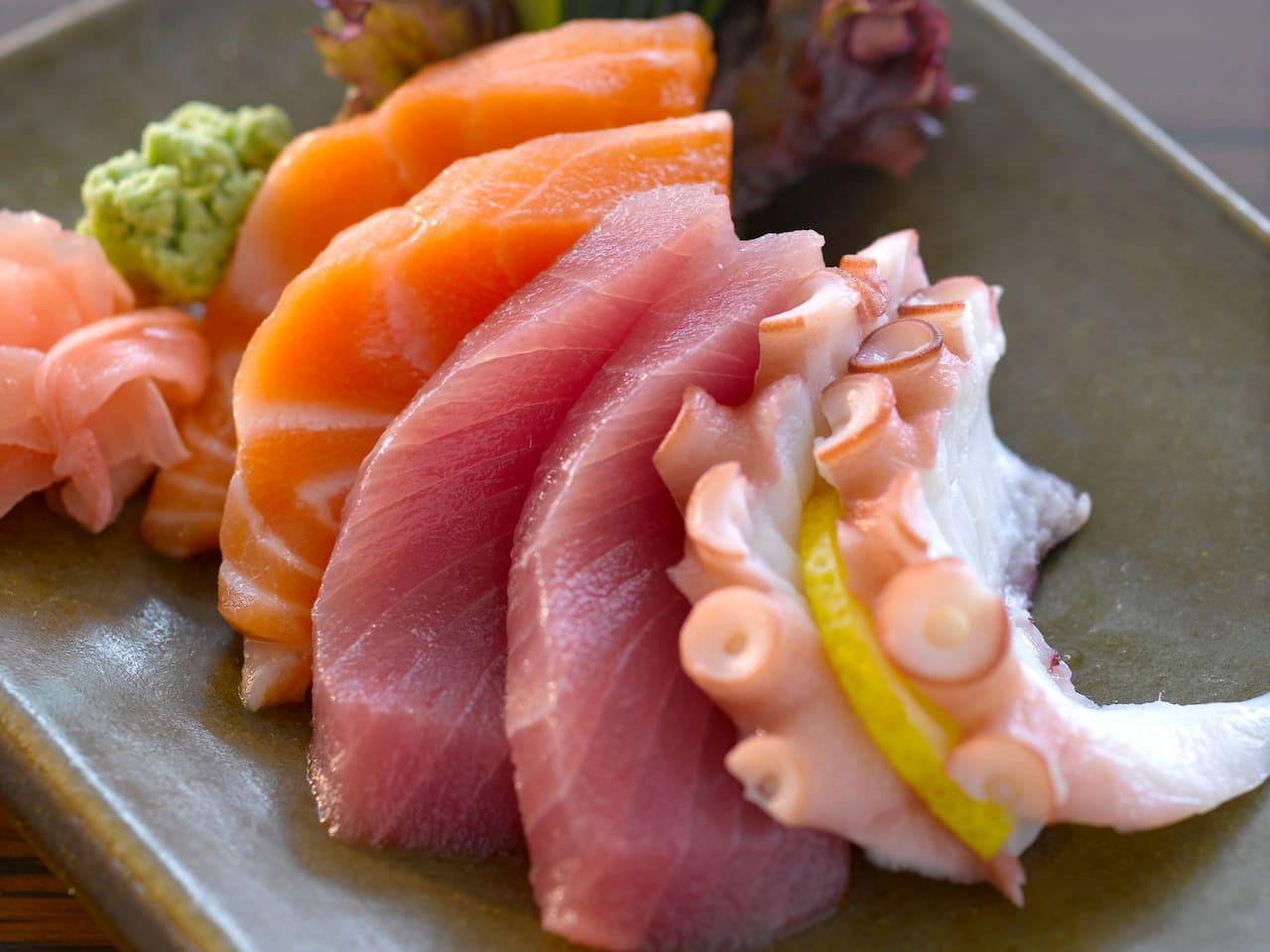 Nagisa Japanese Restaurant (Japanese Seafood Dishes) Hyatt Regency Kinabalu, Sabah