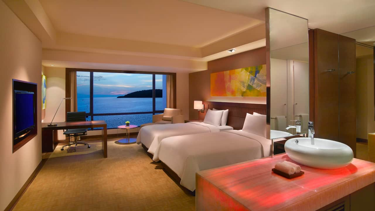 Guestroom Seaview Twin