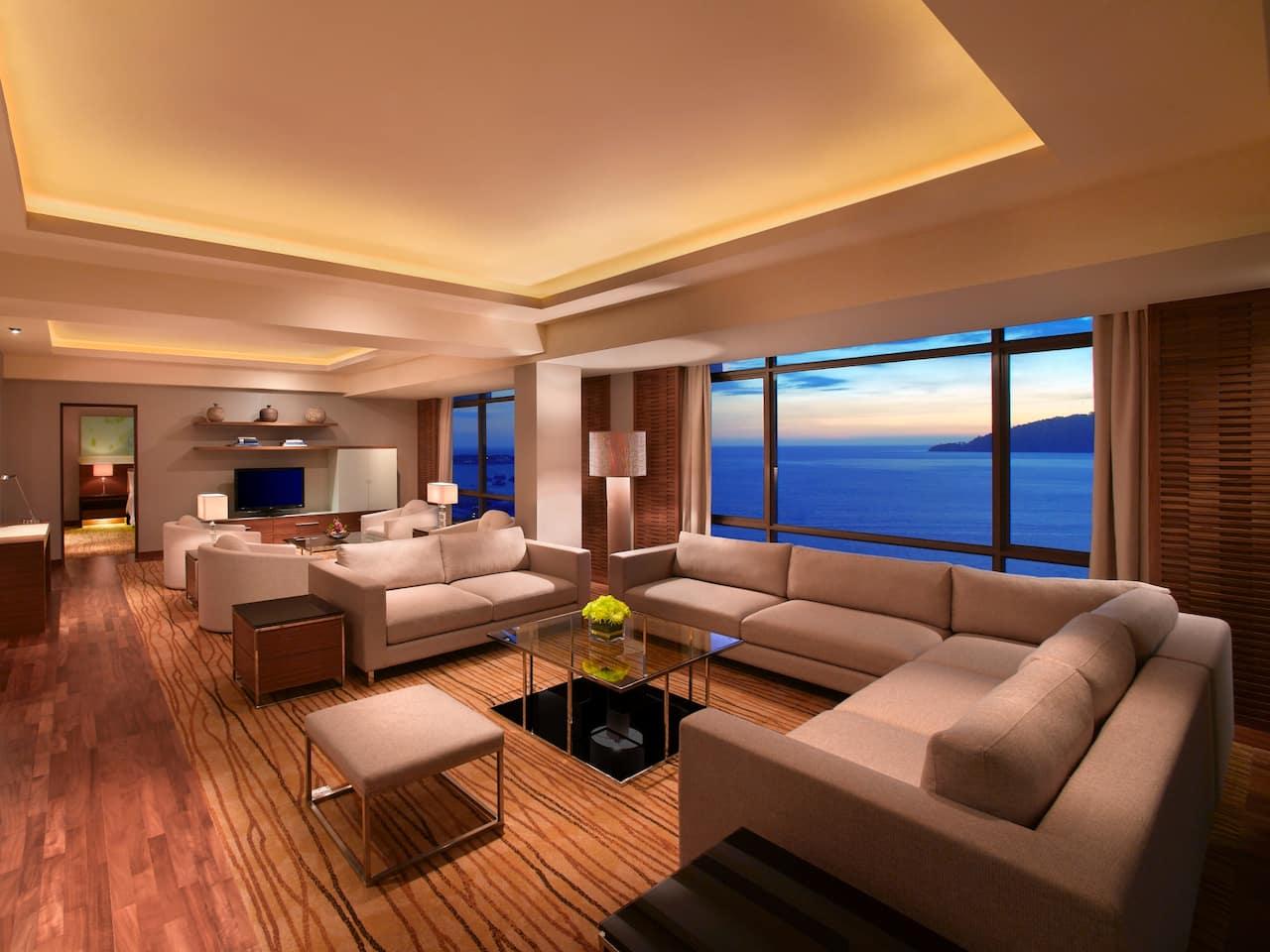 In-Room Hotel Policies, Hyatt Regency Kinabalu (COVID-19 Notice)