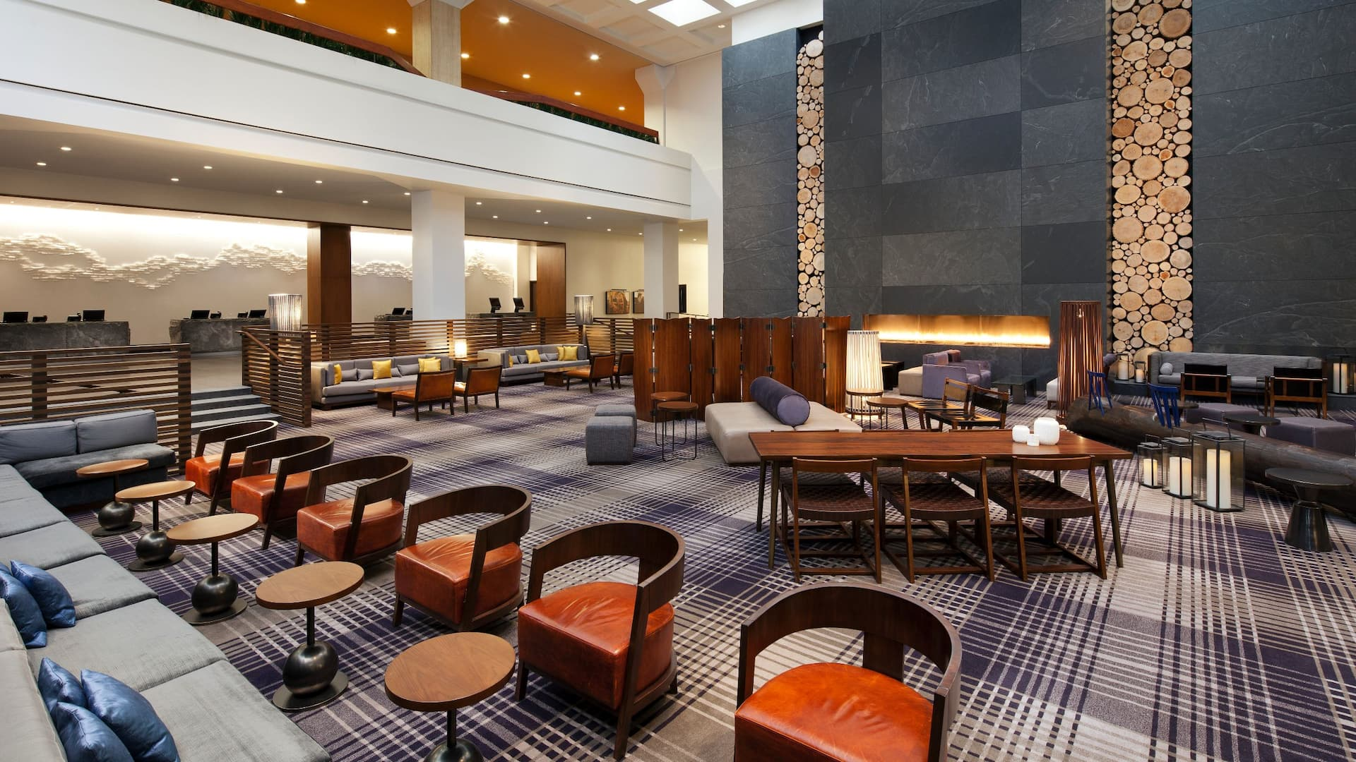 Hotel Lobby Hyatt Regency Minneapolis