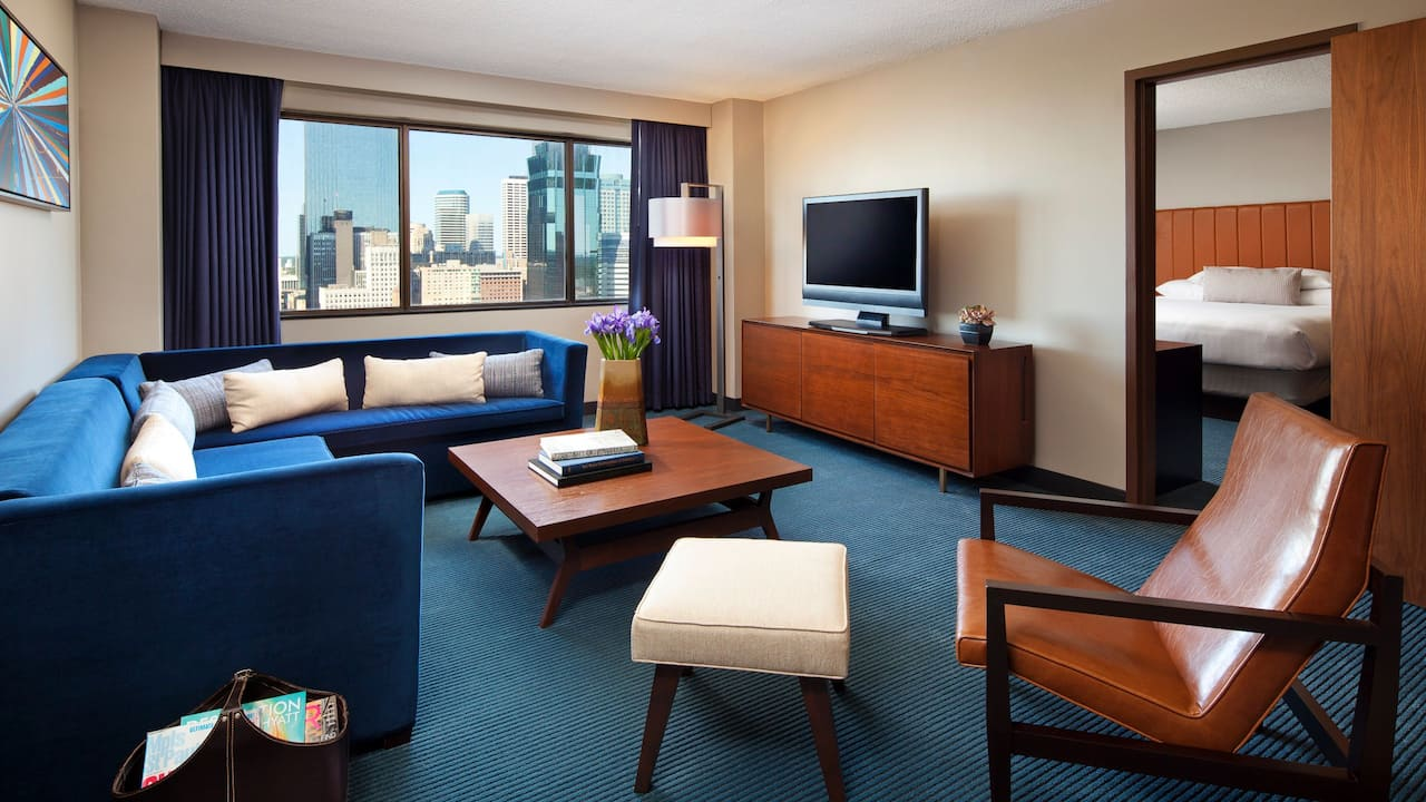 Select Suite Hyatt Regency Minneapolis
