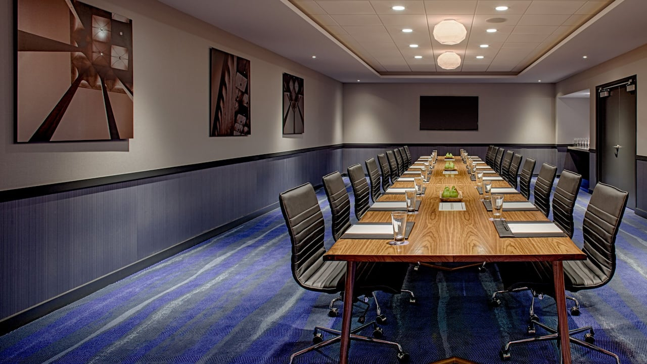 Meeting Room Hyatt Regency Minneapolis