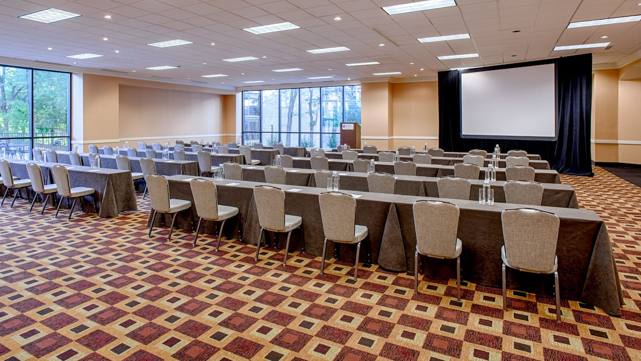 Regency Classroom Hyatt Regency Minneapolis
