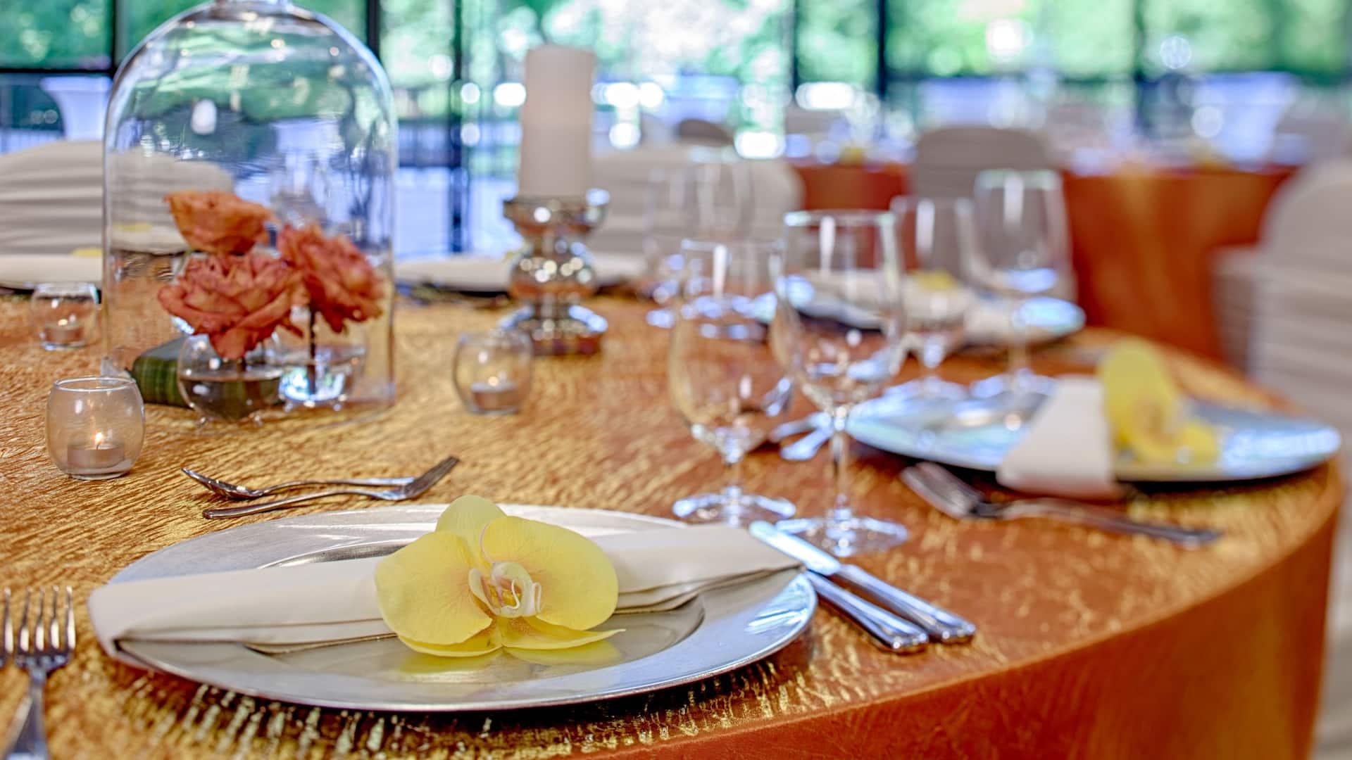 Regency Day Banquet Detail