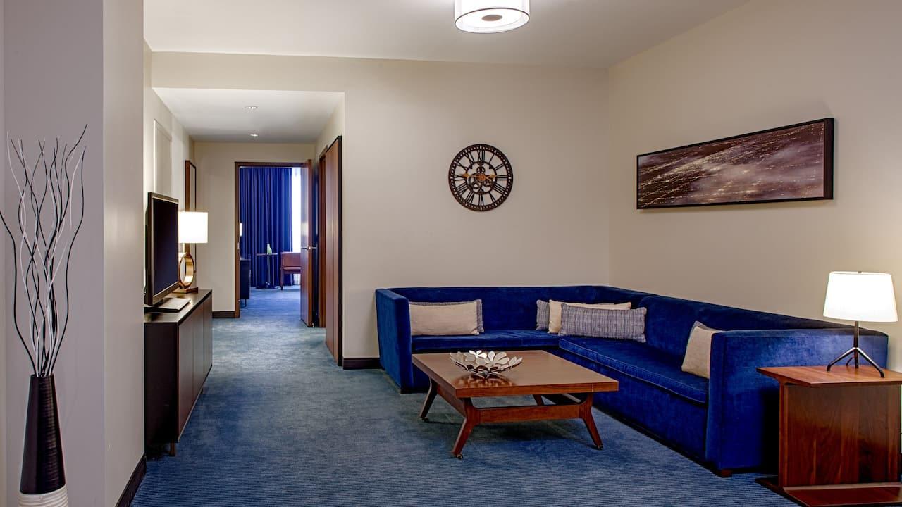 Executive Suite Hyatt Regency Minneapolis