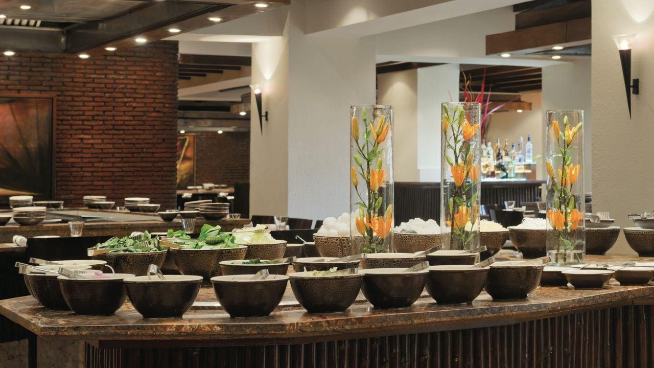 Mongolian lunch