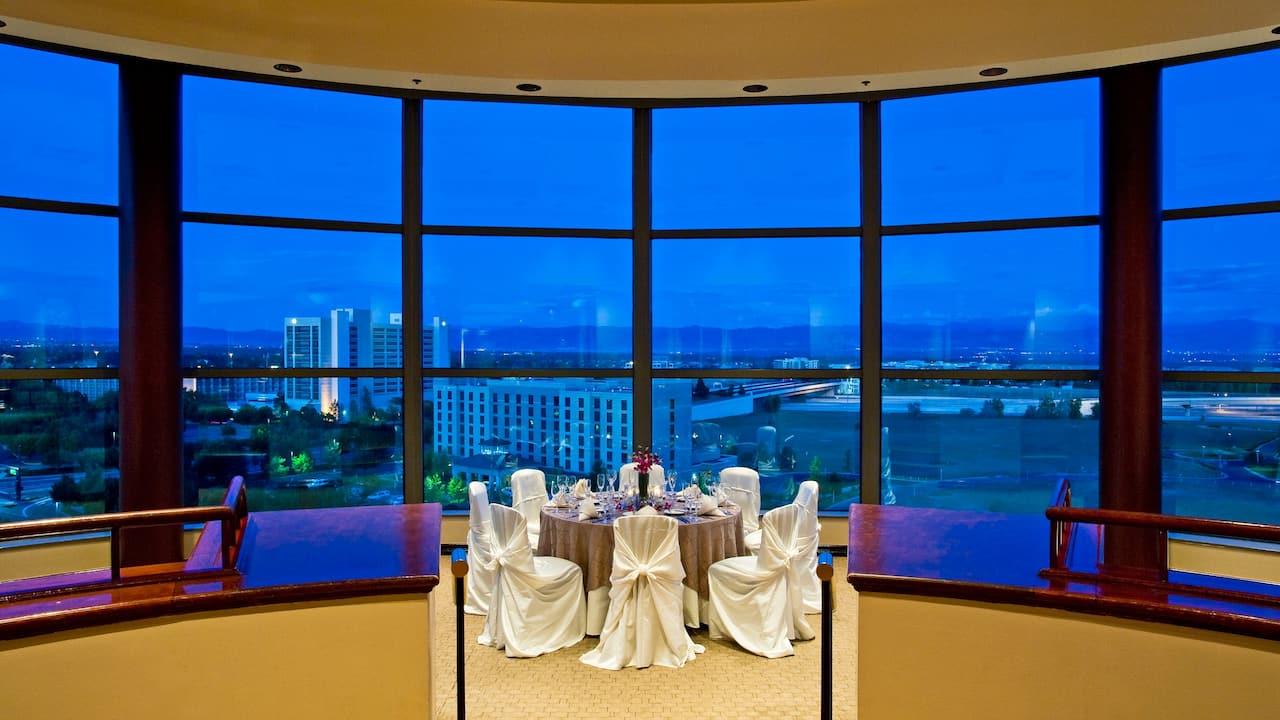 Hyatt Regency Denver Tech Center Ballroom Banquet