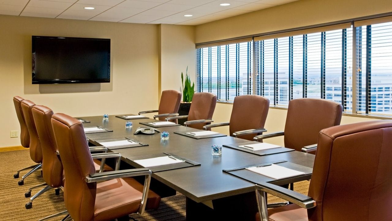 Hyatt Regency Denver Tech Center Bristlecone and Thunderpass Boardrooms